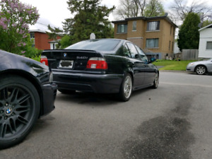 2000 BMW E39 sport package