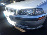 Volvo v40 headlights