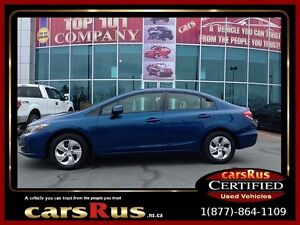 2013 Honda Civic LX We Pay The Tax When You Finance With Us!