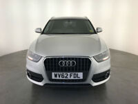 2013 AUDI Q3 SE TDI QUATTRO 4 WHEEL DRIVE DIESEL FINANCE PART EXCHANGE WELCOME