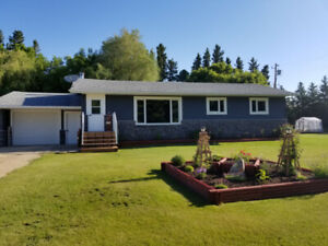 1,100 SQ Ft Bungalow 7 Miles Outside of Roblin, MB