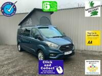2020 Ford Transit Custom 300 LIMITED L2 LONG WHEEL BASE **LIMITED STYLE CAMPER *