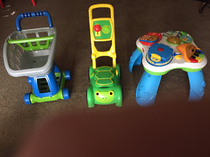 Toddler toys (Must Sell Together - 3 items) exactly as shown