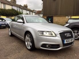 Audi A6 Saloon 2.0 TDI Le Mans Multitronic 4dr£9,795 one former keeper