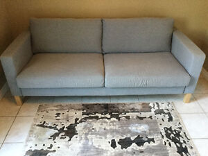 Karlstad 3 seater sofa (Port Hope Area)