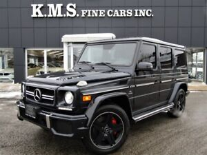 2013 Mercedes Benz G-Class G63 AMG/ RED DESIGNO DIAMOND STITCH
