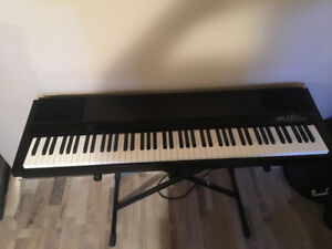 Yamaha PF 85 Electronic piano full size keyboawith weighted keys