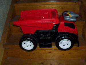 Toddler Ride On .. Dump Truck .. good condition