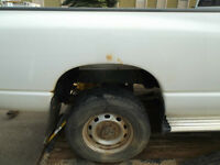 2007 DODGE 6.7 CUMMINS DUALLY AUTO FOR PARTS.