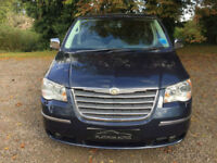 Chrysler Grand Voyager 2.8 CRD Limited 5dr - Top Spec - 7 Seat - Rear DVD 2010
