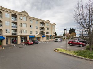 WATERFORD condo in the heart of Parksville
