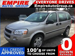 2008 CHEVROLET UPLANDER LS * POWER GROUP * 7 PASS
