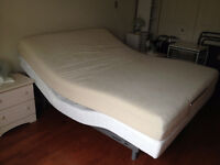 Lit Electrique * ORTHOPEDIC * Electric Bed