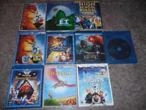 Disney + Pixar Blu-Rays and much more - IMAX - new additions
