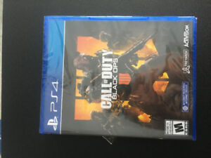 Black Ops 4 never opened *still in package