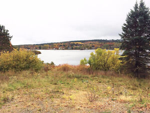 Waterfront Lot in Dayspring. Drilled Well!