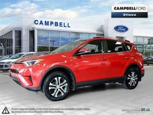 2017 Toyota RAV4 LE AWD-REAR CAMERA-20,000 KMS-BEST BUY