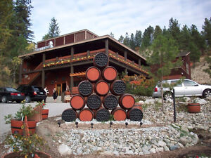 Commercial Estate Winery in Peachland