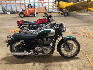 Triumph T 100 for sale