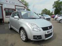 SUZUKI SWIFT 1.6 VVT SPORT Silver Manual Petrol, 2011