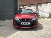 SEAT IBIZA CUPRA BOCANEGRA - DSG - LOW MILEAGE! CHEAPEST ON THE NET!