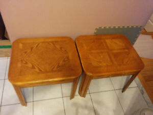 Set of two coffee table - Some minor scratches