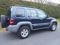2006 Jeep Liberty Trail Rated Equiper 4x4 A1 Nego