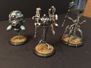 Warmachine Convergence Pro Painted Miniatures