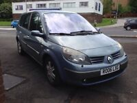 Renault grand scenic. Diesel. 2006, 7 seater! immaculate condition. Full service history. Full MOT.