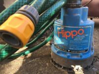 Hippo submersible water pump