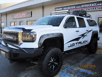 2014 4X4 GMC SIERRA LIFTED