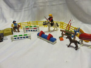Playmobil Large Horse Set