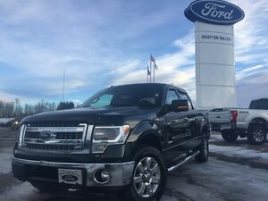 2014 Ford F-150 XLT 4x4 SuperCrew 145 in