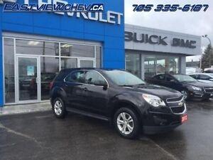 2012 Chevrolet Equinox LS   - Certified - $143.49 B/W