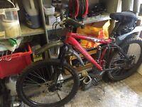 Saracen Havoc Men's Mountain Bike