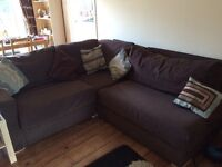 Nabru Self Assembly Corner Sofa