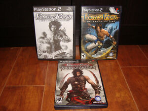 Prince of Persia - PS2 - Two Thrones - Sands of Time - Warrior