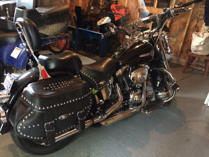 Impressive Harley for sale