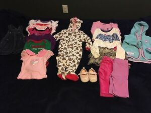 3-6 month baby girl clothes in excellent condition