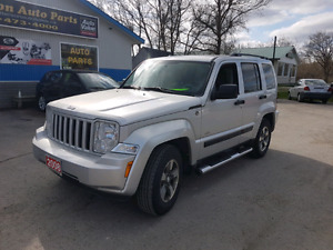 2008 jeep liberty 4x4  145 k certified etested pattersonauto.ca