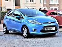 £20 Tax -- 2009 Ford FIESTA 1.4 TDCi Zetec 5 Door -- Diesel -- Low Cost on Fuel