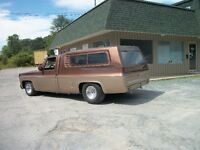 1985 Chev 1/2 ton Full Custom Low Rider