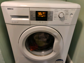 Beko Washing Machine working FREE