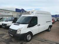 2013 13 Ford Transit 2.2TDCi 125PS FRIDGE FREEZER VAN SUPERB DRIVE NO VAT !!!