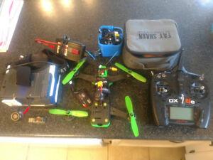 FPV Vortex 250 Drone