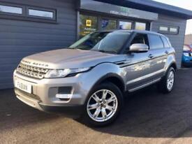Land Rover Range Rover Evoque 2.2SD4 auto **GREY - FSH**
