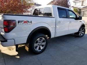 2011 f150 fx4 ,loaded with options