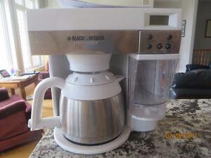 Black & Decker 10 cup programmable Coffee Maker