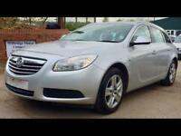 VAUXHALL INSIGNIA EXCLUSIV CDTI Estate Manual Silver Diesel, 2010