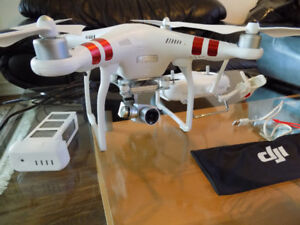 DJI Phantom 3 standard in perfect condition + extra new battery